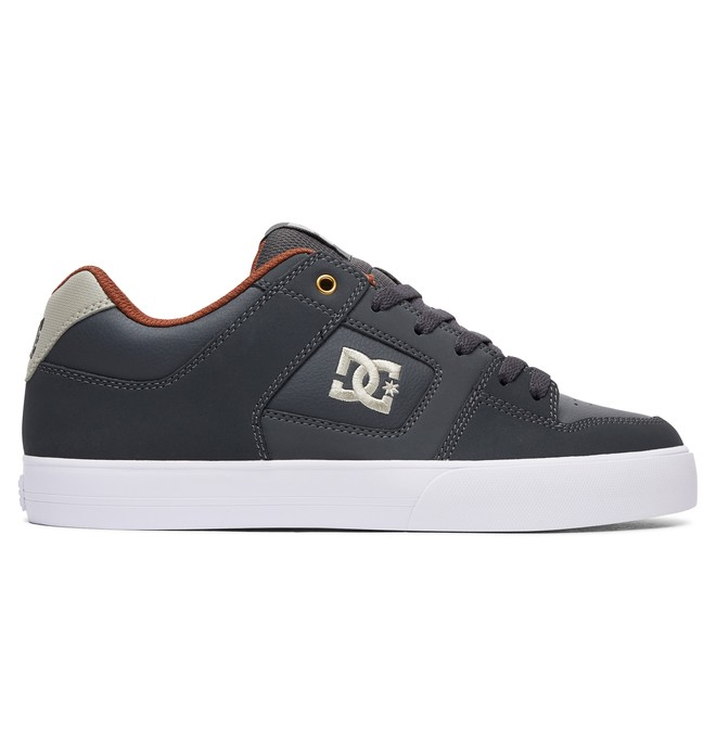0 Pure - Zapatos Gris 300660 DC Shoes