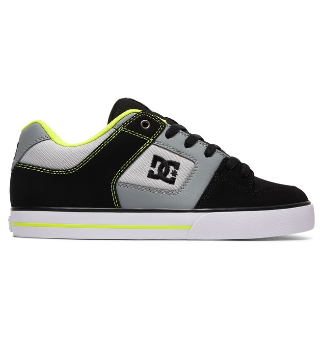0 Pure - Shoes for Men Grey 300660 DC Shoes