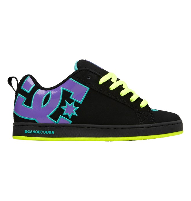 0 Court Graffik - Low-Top Shoes  300678 DC Shoes