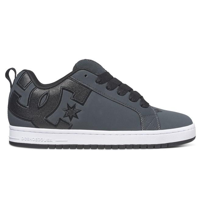 0 Court Graffik SE Shoes Grey 300927 DC Shoes