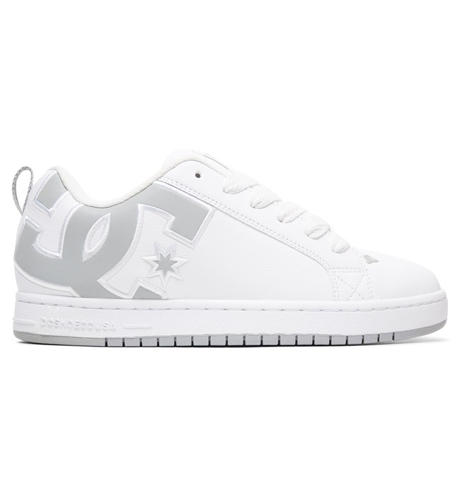 0 Hombres Zapatos SE Court Craffik Blanco 300927 DC Shoes