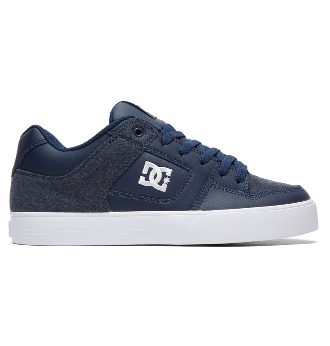 0 Pure SE - Shoes for Men Blue 301024 DC Shoes