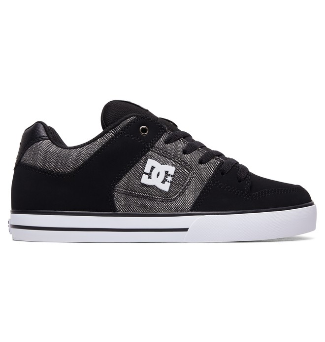 0 Pure SE - Baskets pour Homme Noir 301024 DC Shoes