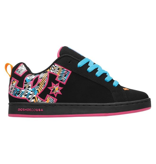 0 Court Graffik SE - Low Top Skaterschuhe  301043 DC Shoes