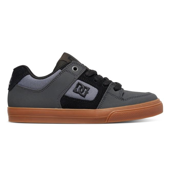 0 Pure - Zapatillas de corte bajo Gris 301069A DC Shoes