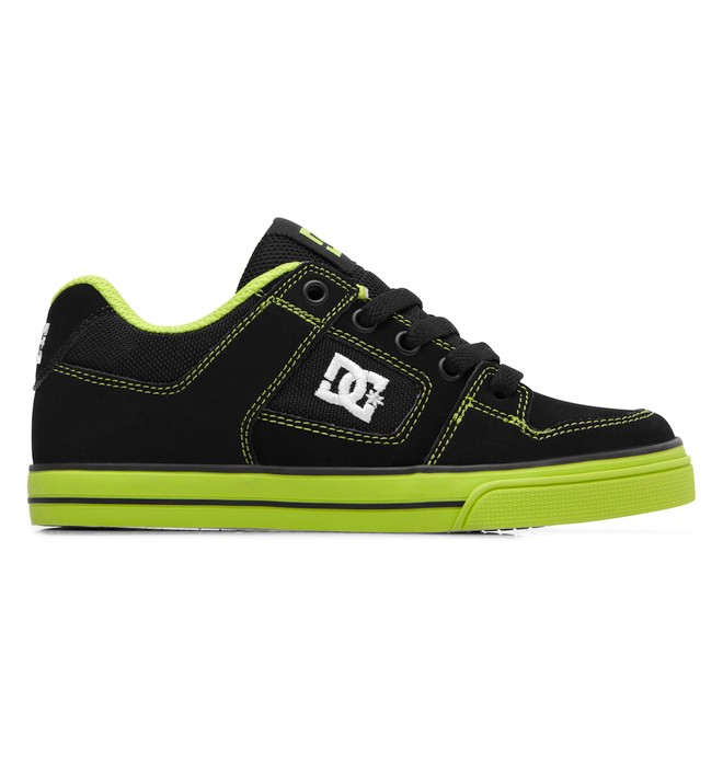 0 Boy's 8-16 Pure Shoes  301069B DC Shoes