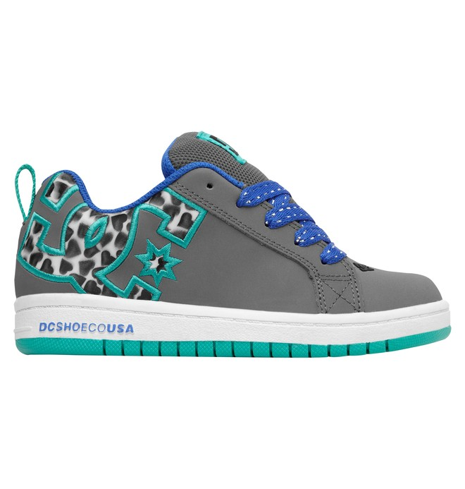 0 Court Graffik SE - Lage Schoenen  301131A DC Shoes