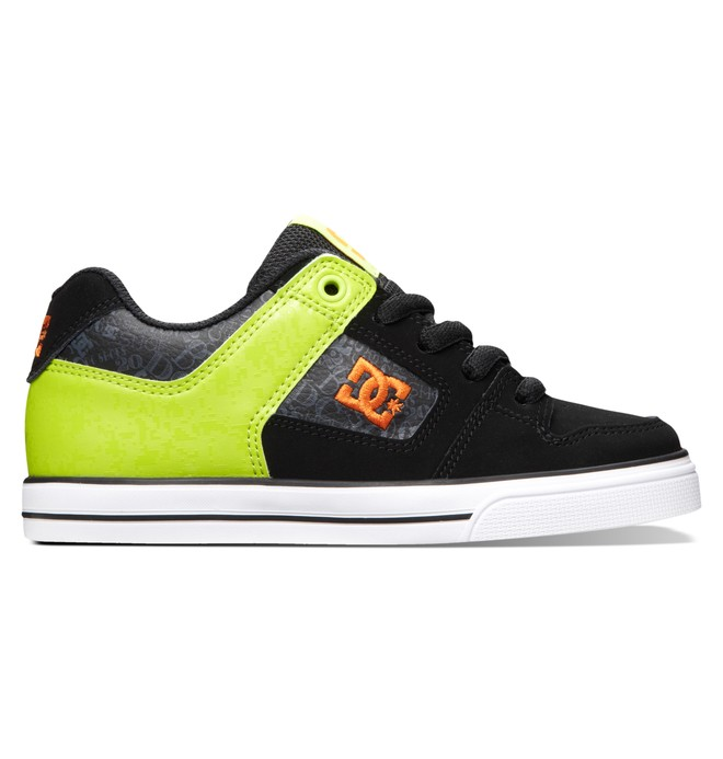 0 Boy's 8-16 Pure SE Shoes  301344B DC Shoes