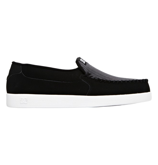 0 Villain - Slip-On Shoes for Men  301361 DC Shoes