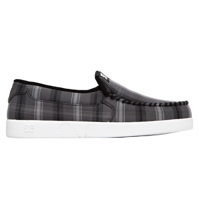 0 Villain TX Slip On Shoes  301815 DC Shoes