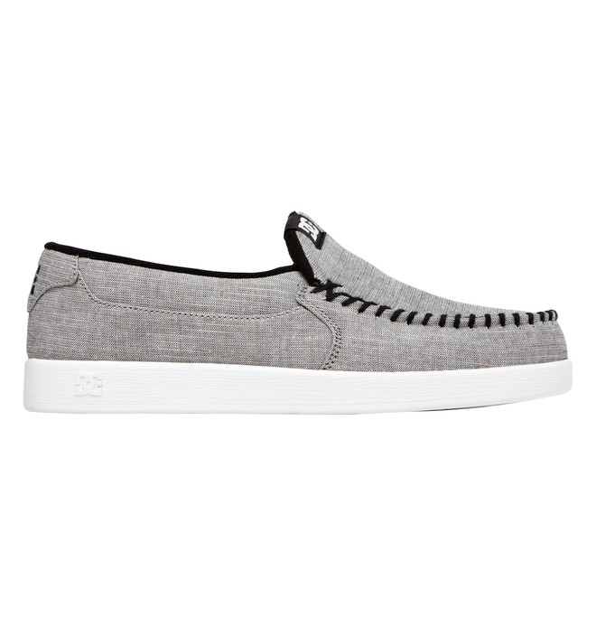 0 Villain TX - Slip-On Shoes for Men  301815 DC Shoes