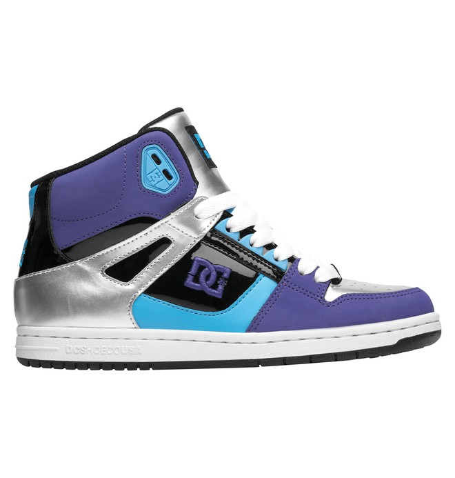0 Rebound High  302164 DC Shoes