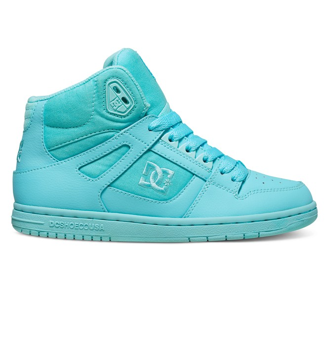 0 Rebound High - Zapatillas Altas Azul 302164 DC Shoes