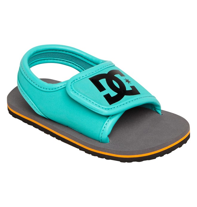 0 Toddler's Kimo Sandals  302183 DC Shoes