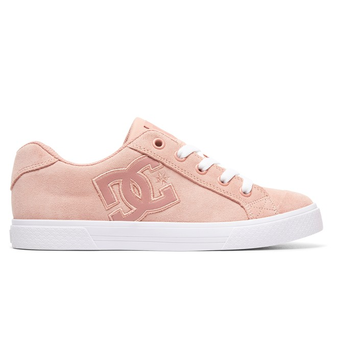 0 Women's Chelsea SE Shoes Orange 302252 DC Shoes