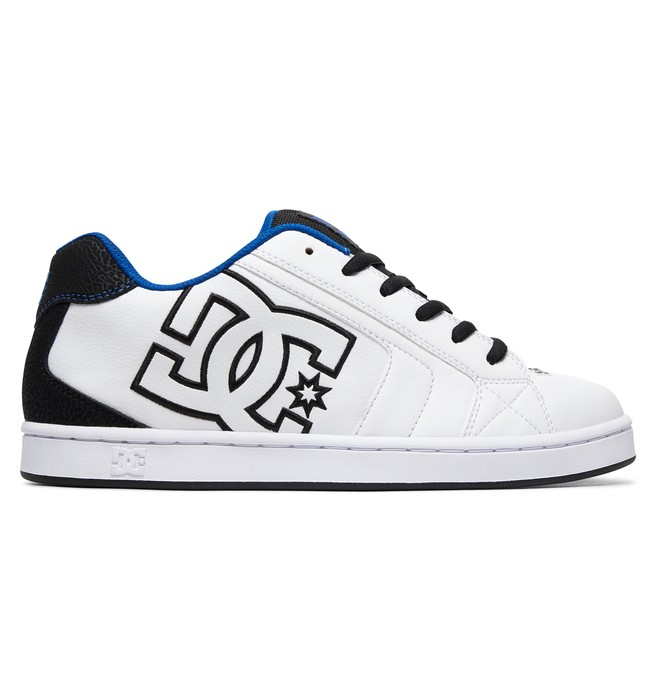 0 Net SE Shoes White 302297 DC Shoes