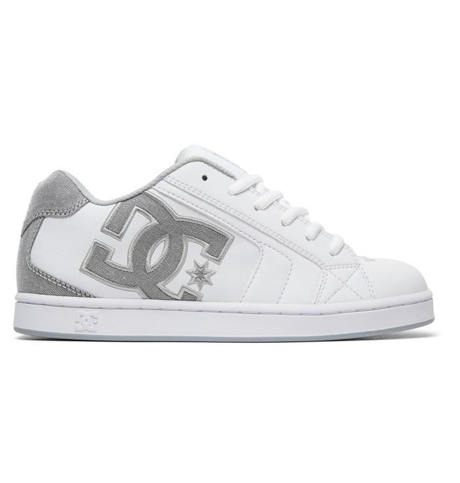 0 Net SE Shoes White 302297 DC Shoes