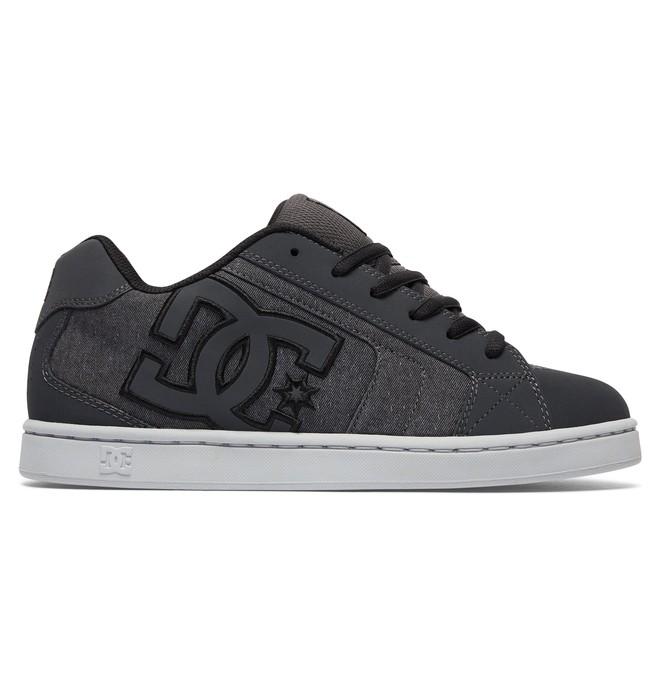0 Men's Net SE Shoes Grey 302297 DC Shoes