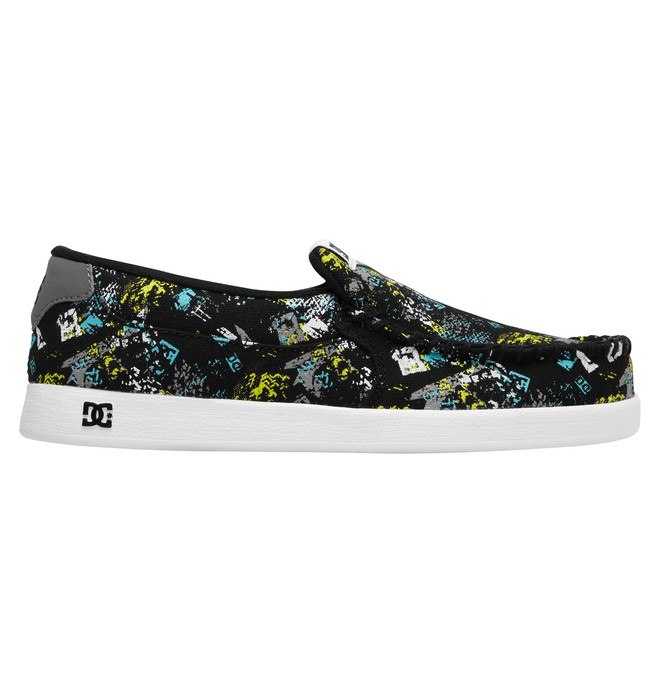 0 Boy's Villain TX Shoes  302511 DC Shoes