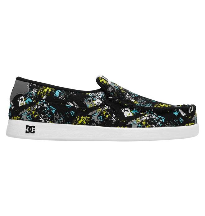 0 Kid's Villain TX Shoes  302511A DC Shoes