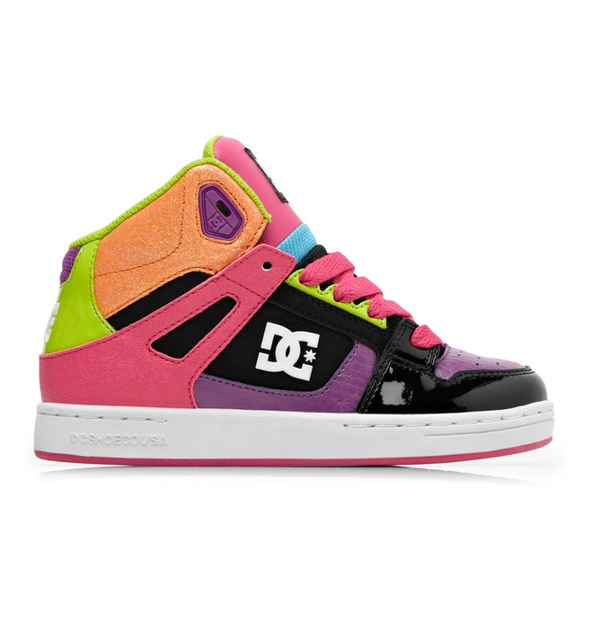 0 Rebound - Chaussures montantes  302676A DC Shoes
