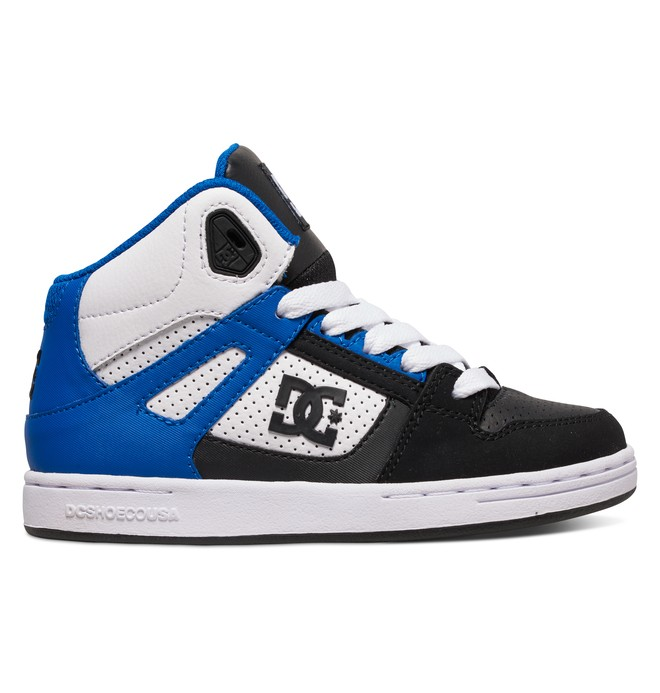 0 Rebound - High-Tops Mehrfarbig 302676B DC Shoes