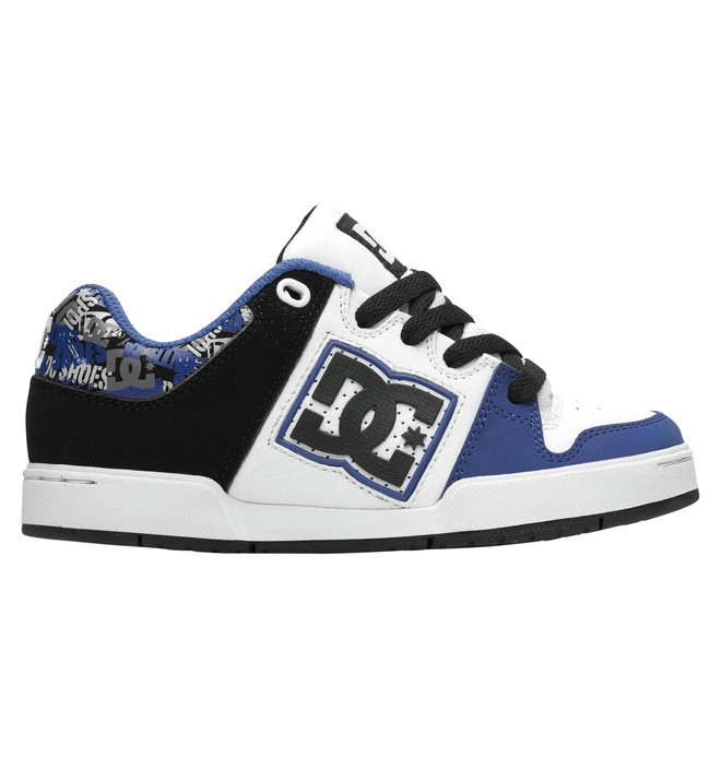 0 Turbo 2 Youth Shoe  302862B DC Shoes