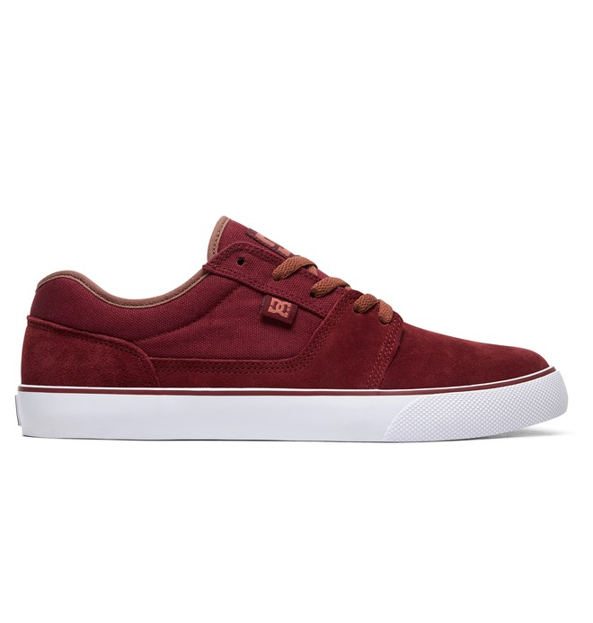 0 Tonik - Shoes for Men Red 302905 DC Shoes