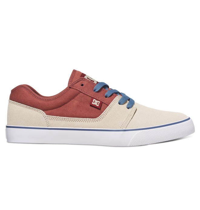0 Tonik - Baskets Blanc 302905 DC Shoes