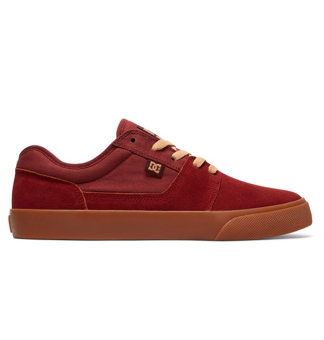 0 Zapatos Tonik Rojo 302905 DC Shoes