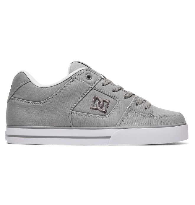 0 Pure TX Shoes Grey 302907 DC Shoes