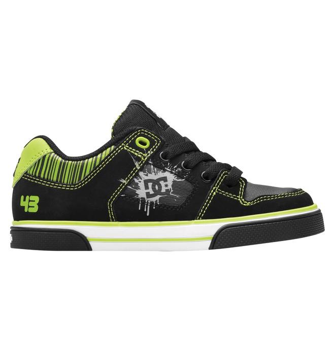 0 Boys Ken Block Pure Shoes  303066B DC Shoes
