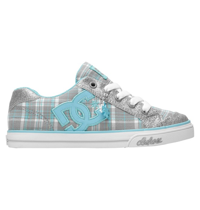 0 Girl's Chelsea Charm TX Shoes  303082B DC Shoes