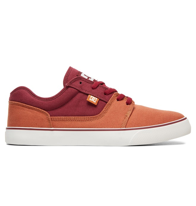 0 Zapatos TX Tonik Rojo 303111 DC Shoes