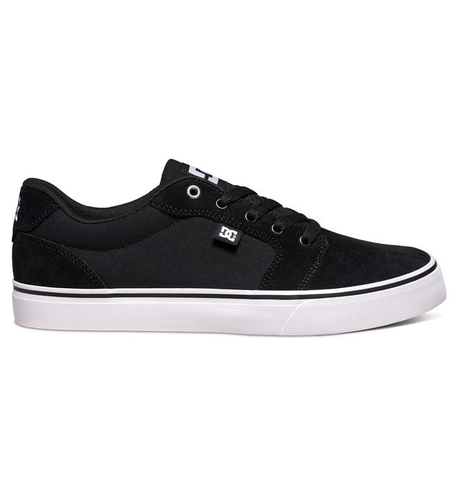 0 Anvil Shoes Black 303190 DC Shoes