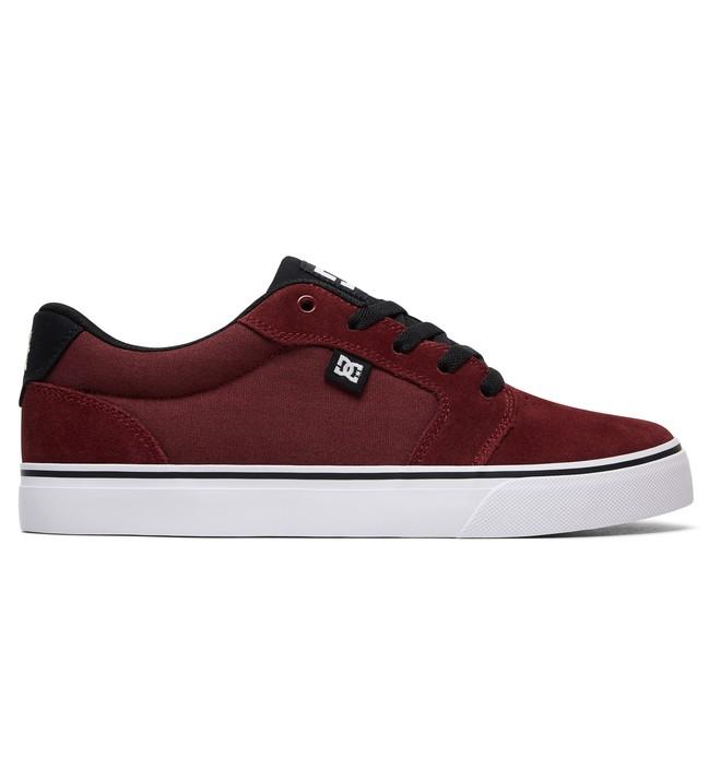 0 Anvil Shoes Purple 303190 DC Shoes