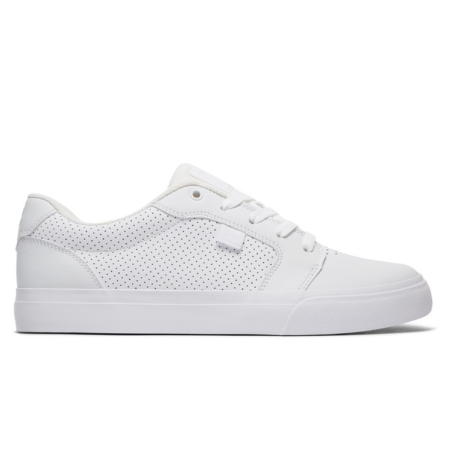0 Anvil Shoes White 303190 DC Shoes
