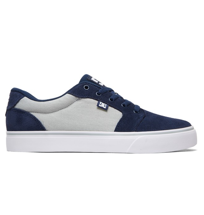 0 Anvil Shoes Blue 303190 DC Shoes