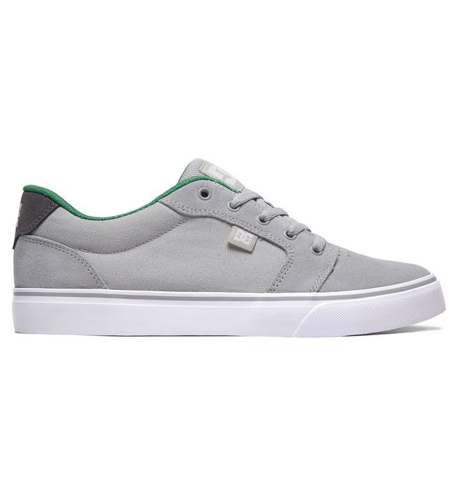 0 Anvil Shoes Grey 303190 DC Shoes