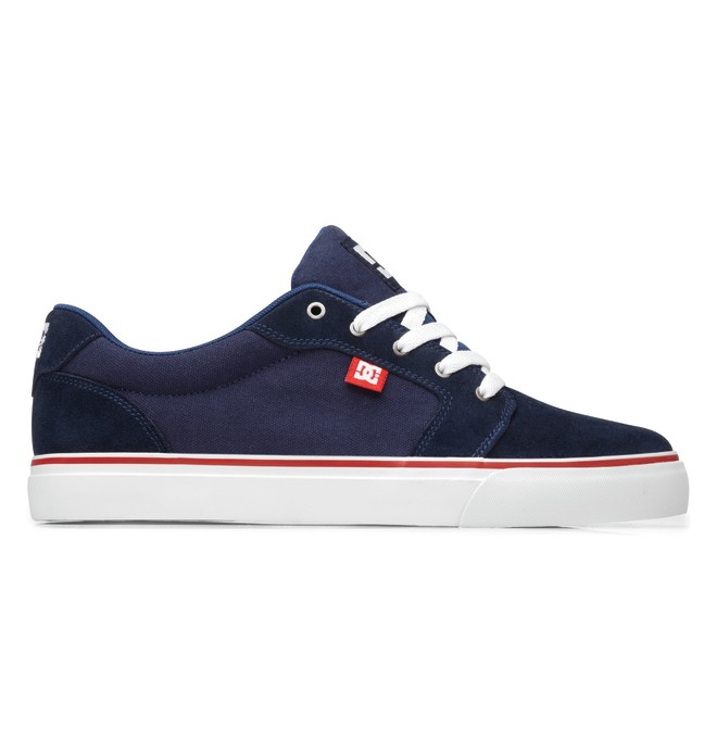 0 Anvil - Low Tops für Männer  303190 DC Shoes