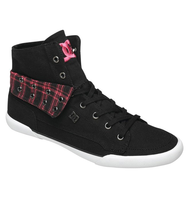 0 Women's Asset Hi Shoes  303222 DC Shoes