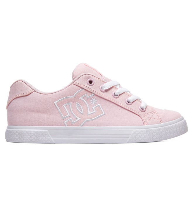 0 Women's Chelsea TX Shoes Pink 303226 DC Shoes