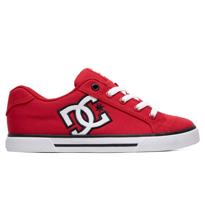 0 Women's Chelsea TX Shoes Red 303226 DC Shoes