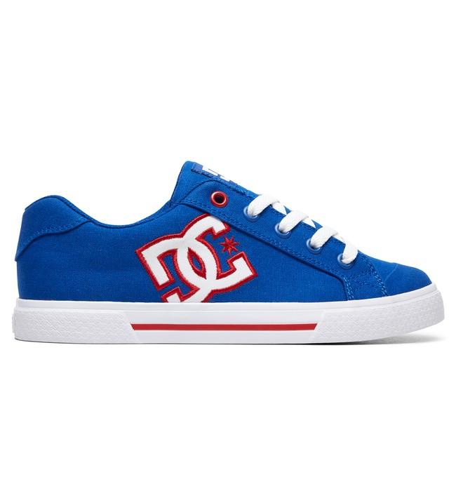 0 Zapatos WoChelsea TX Azul 303226 DC Shoes