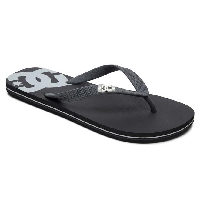 0 Spray - Chanclas para Hombre Blanco 303272 DC Shoes