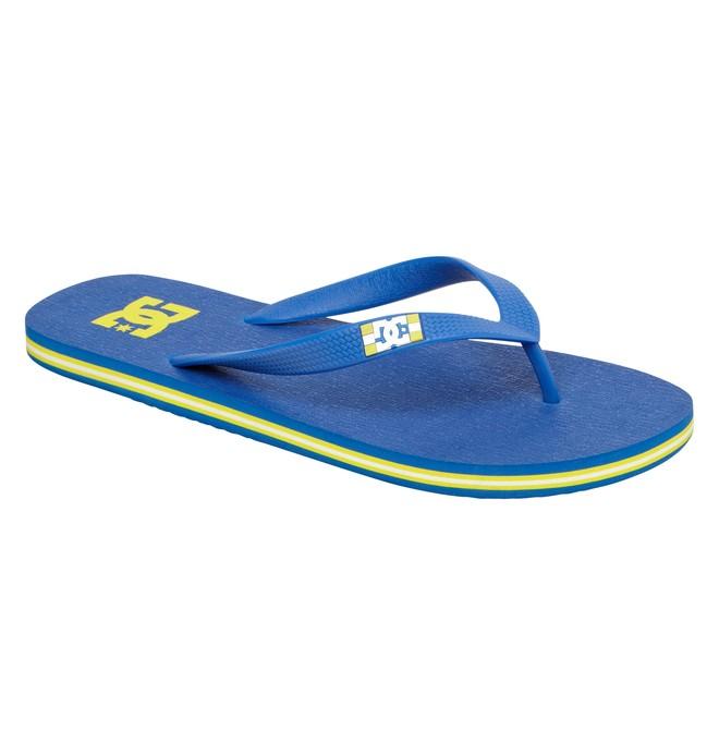 0 Men's Spray Flip-Flops  303272 DC Shoes