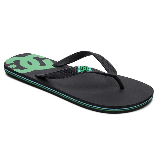 0 Spray - Sandalen für Männer Schwarz 303272 DC Shoes
