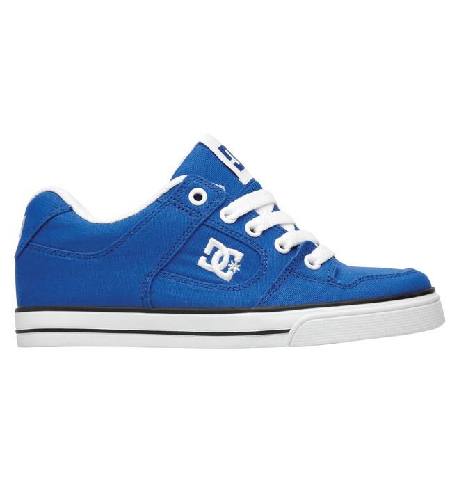 0 Pure Canvas  303326A DC Shoes