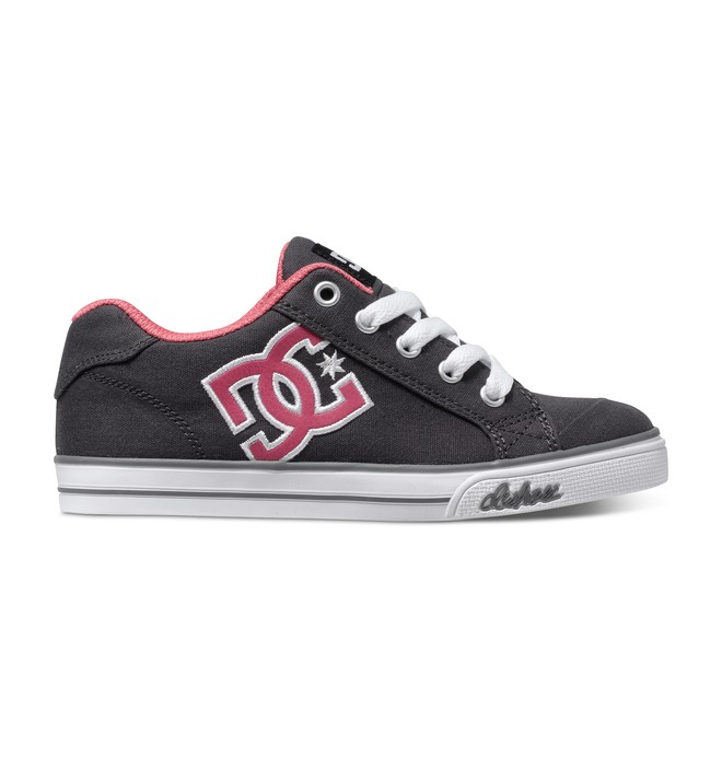 0 Girl's 8-16 Chelsea TX Shoes  303344B DC Shoes