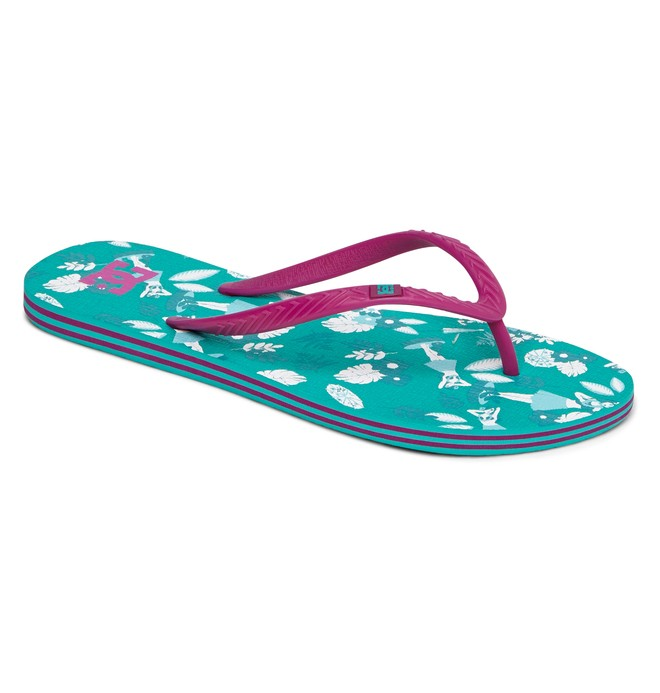0 Spray Graffik - Flip-Flops  303363 DC Shoes